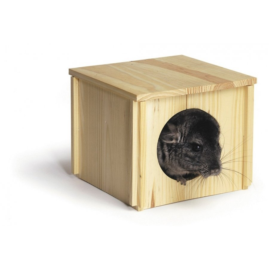Chin Hut For Small Animals