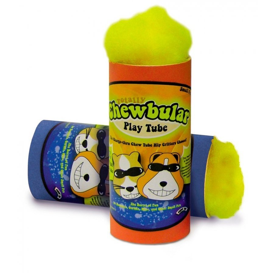 Chewbular Play Tube For Small Animals / Size Small