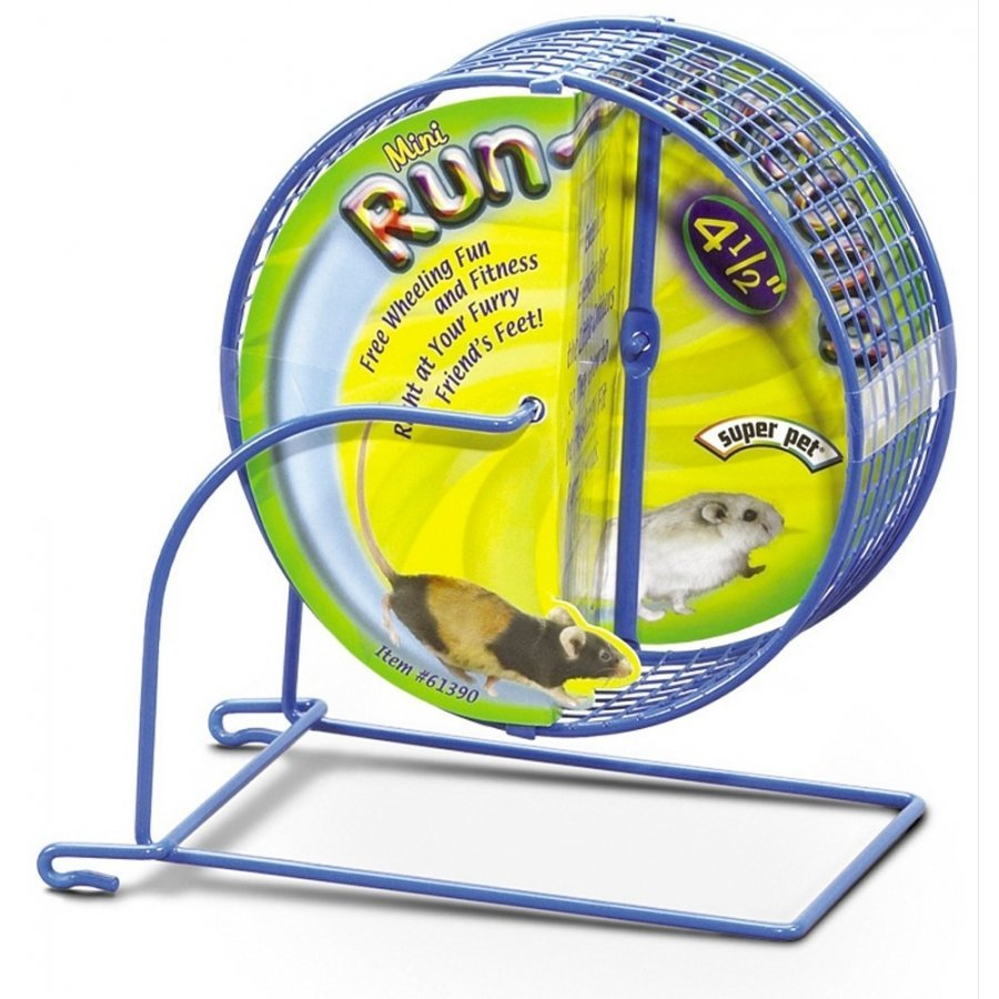Run A Round Wheel For Small Pets / Size Mini