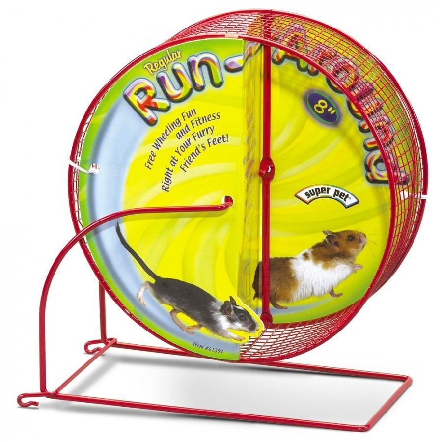 Run A Round Wheel For Small Pets / Size Regular