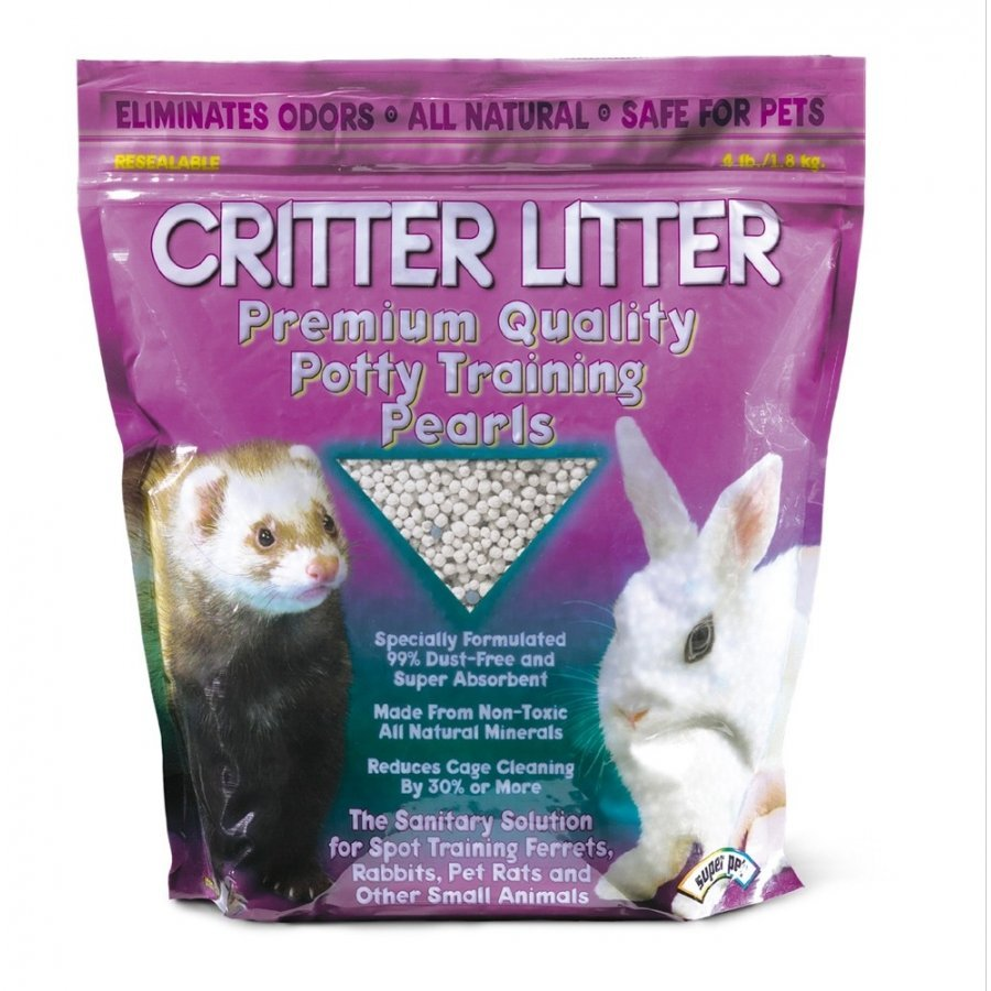 Super Pet Critter Litter / Size 4 Lbs.