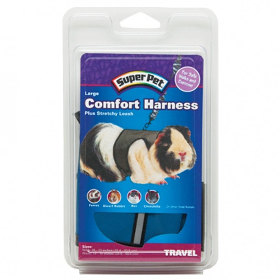 Harness With Stretchy Stroller For Small Animals / Size Large