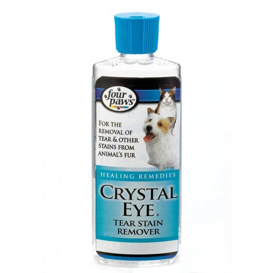 Crystal Eye Pet Tear Stain Removal / Size 8 Ounces
