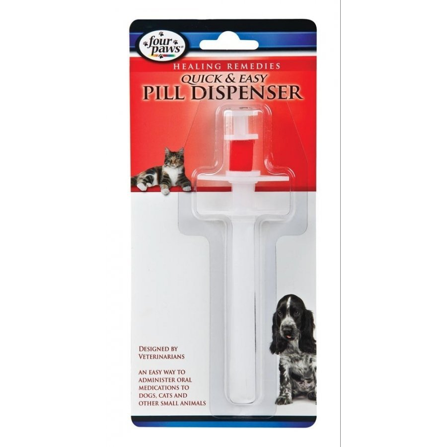 Quick Easy Pill Dispenser For Pets