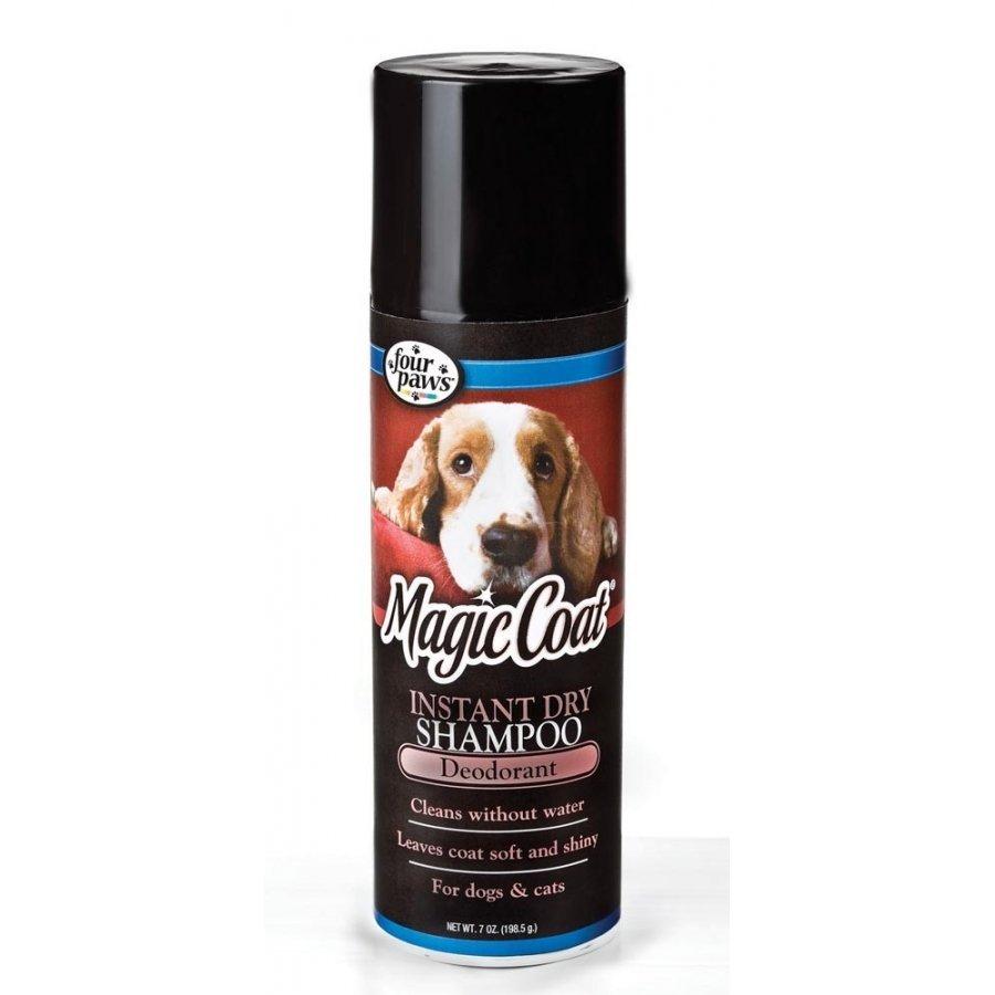 Instant Dry Dog Shampoo Deodorant 7oz