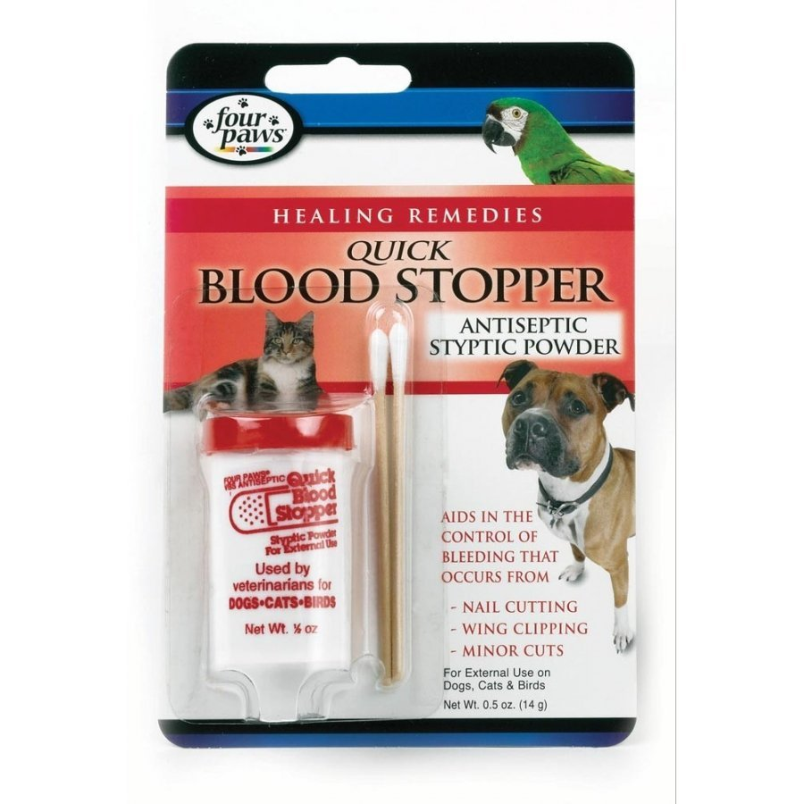 Antiseptic Quick Blood Stopper Gel 1.16 Oz