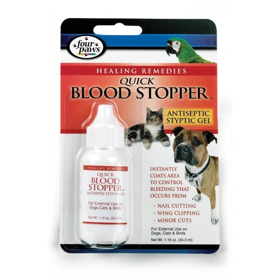 Antiseptic Quick Blood Stopper For Pets 0.5 Oz