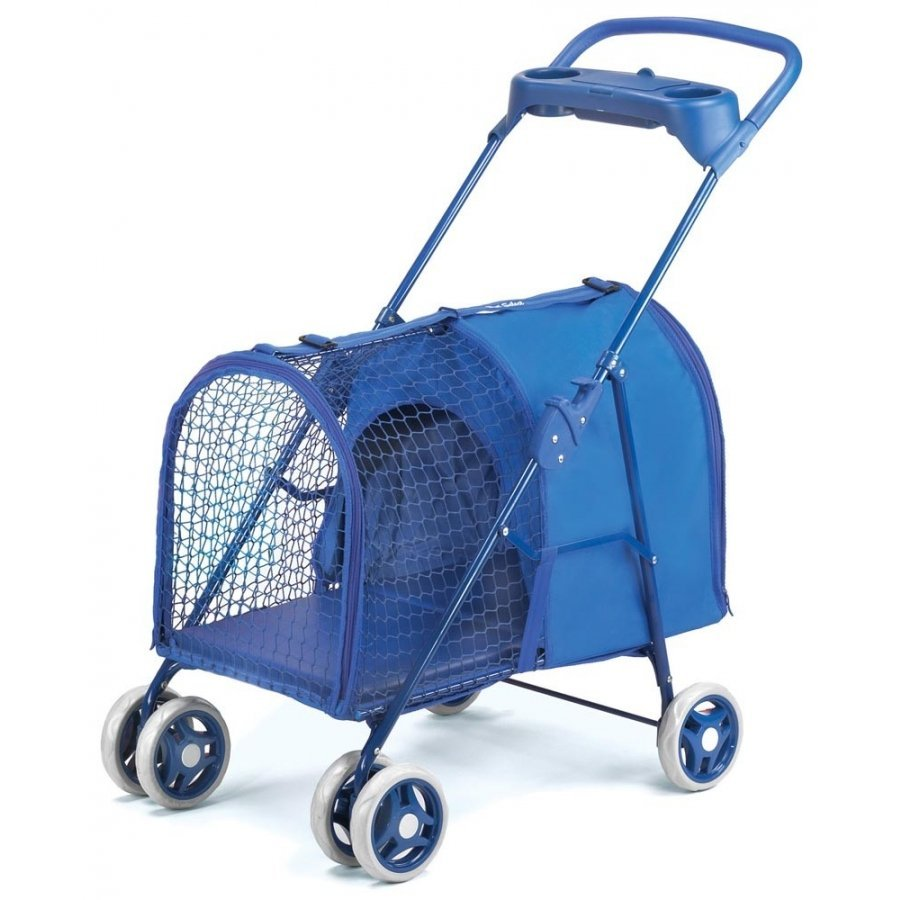 Fresh Air Pet Stroller - Blue