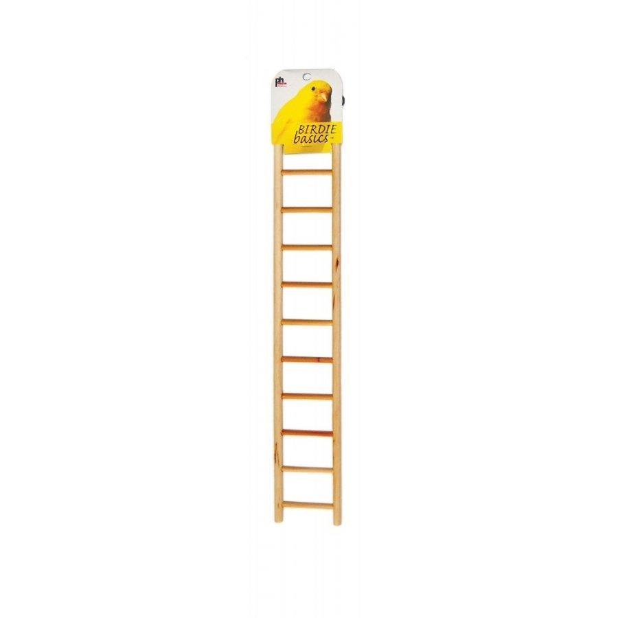 Birdie Basics Natural Wood Step Ladders / Type 11 Step