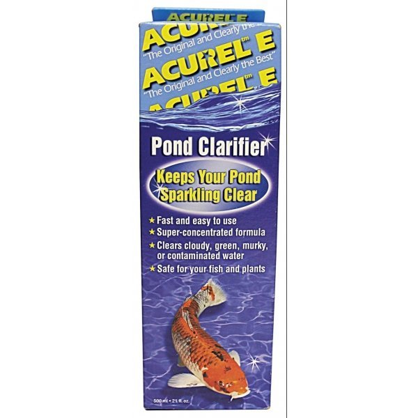 Acurel E Pond Clarifier / Size (500 ml) Best Price
