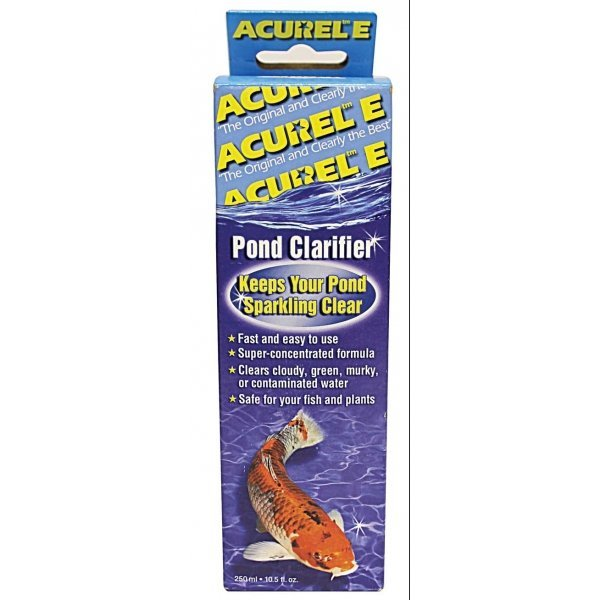 Acurel E Pond Clarifier / Size (250 ml) Best Price