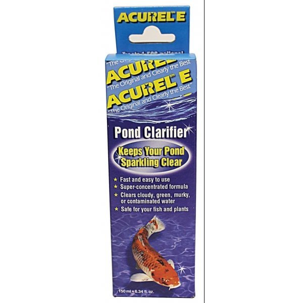 Acurel E Pond Clarifier / Size (100 ml) Best Price