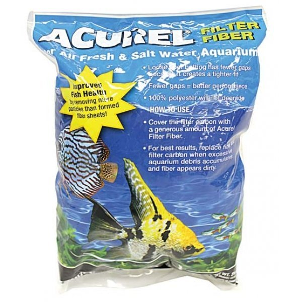 Acurel Filter Fiber / Size 2 Oz