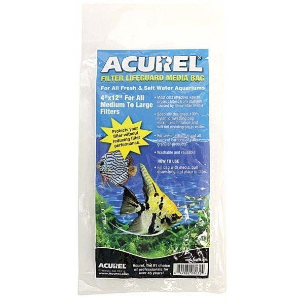 Acurel Filter Drawstring Bag / Size 4 X 12 In.