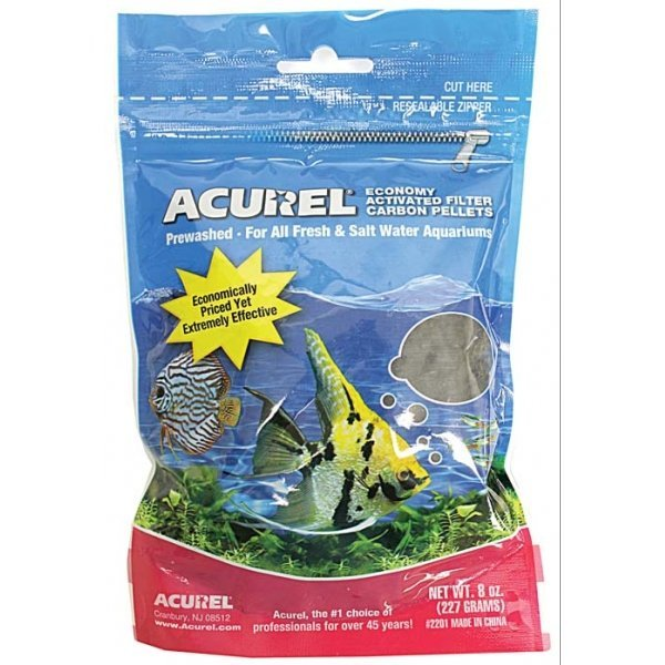 Acurel Economy Carbon Pellets 8 oz. / Size (8 oz.) Best Price