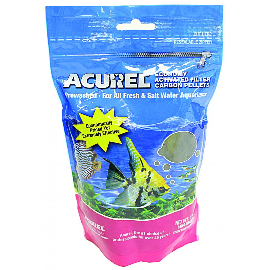 Acurel Economy Carbon Pellets 8 oz. / Size (1 lb.) Best Price