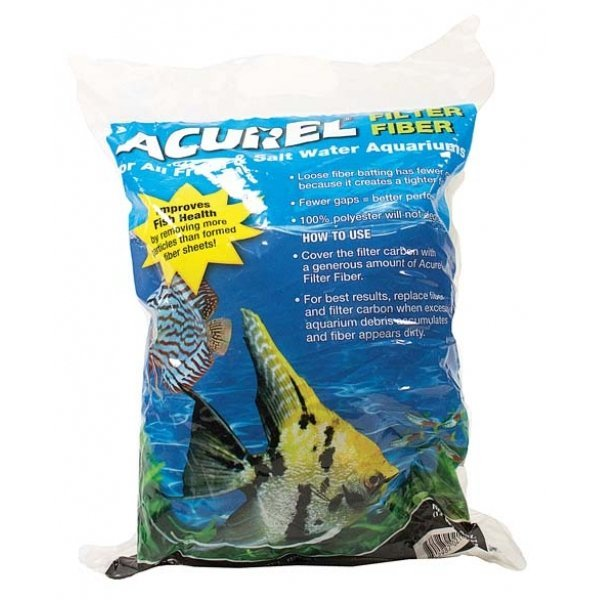 Acurel Filter Fiber / Size 4 Oz.