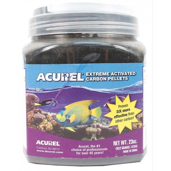 Acurel Extreme Activated Carbon Pellets / Size (23 oz) Best Price
