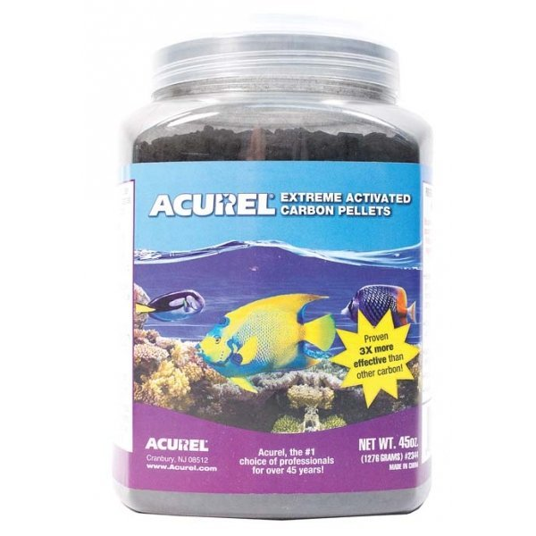 Acurel Extreme Activated Carbon Pellets / Size (45 oz) Best Price