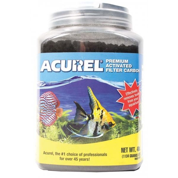 Acurel Premium Activated Filter Carbon / Size (40 oz) Best Price