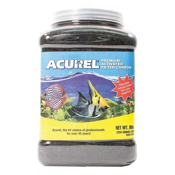 Acurel Premium Activated Filter Carbon / Size (90 oz) Best Price