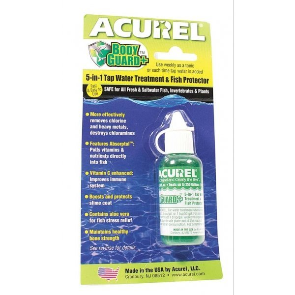 Acurel Bodyguard Rx / Size (25 ml) Best Price