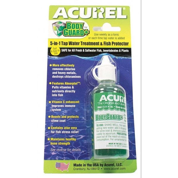 Acurel Bodyguard Rx / Size (50 ml) Best Price
