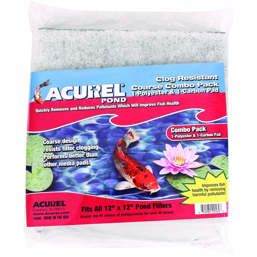 Acurel Coarse Combo Pack Polyester Carbon