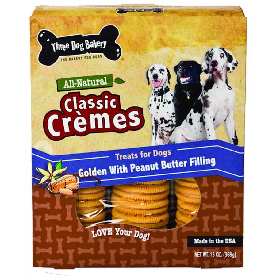 Classic Cremes Dog Cookies 13oz. / Flavor Golden / Vanilla