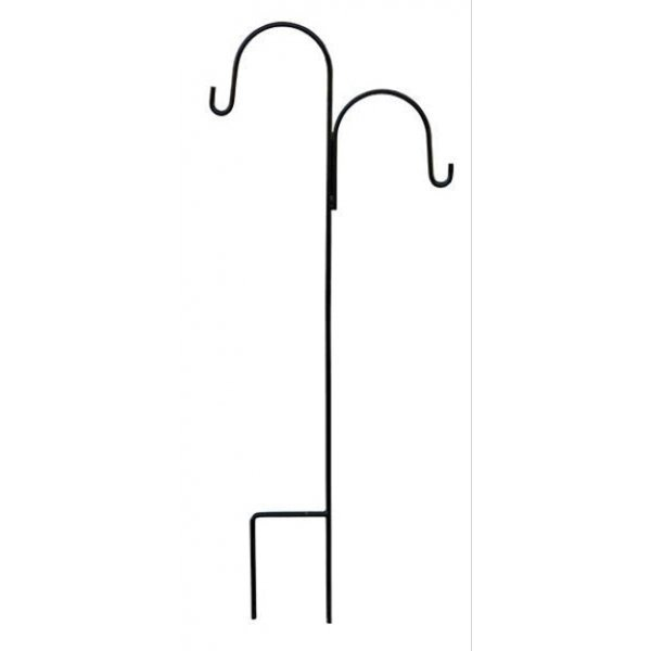 Double Shepherd Hook (Case of 6) / Size (60 in.) Best Price