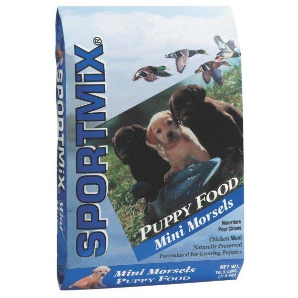 SportMix Puppy Mini Morsels 16.5 lbs.