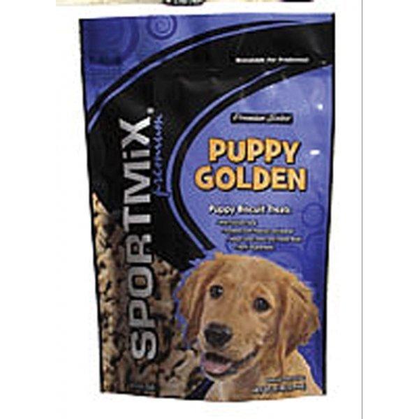 Sportmix Puppy Golden Puppy Biscuit Treats 2 Lb.