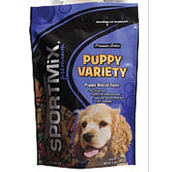 Sportmix Puppy Variety Puppy Biscuit Treats 2 Lb.