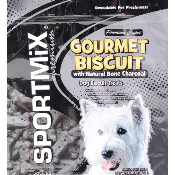 Sportmix Premium Select Gourmet Biscuit 3 Lb / Medium