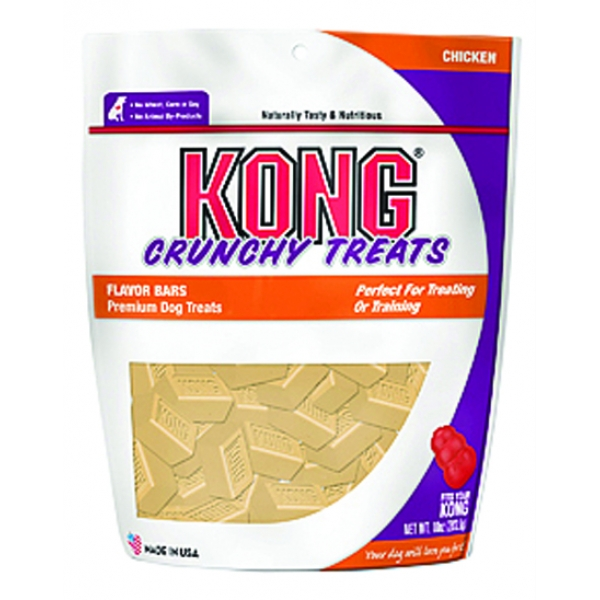 Kong Crunchy Flavor Bars