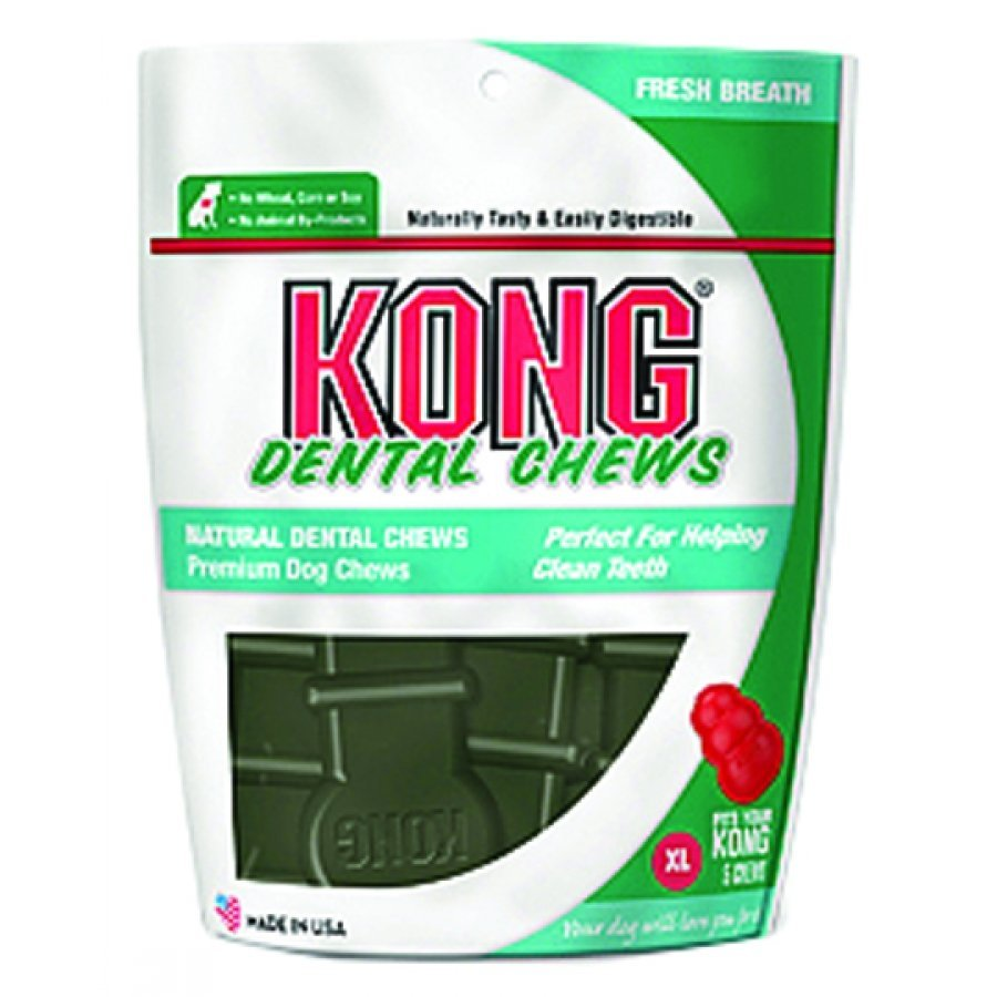 Kong Dental Chews / Size (Breath / Small / 20 ct.)