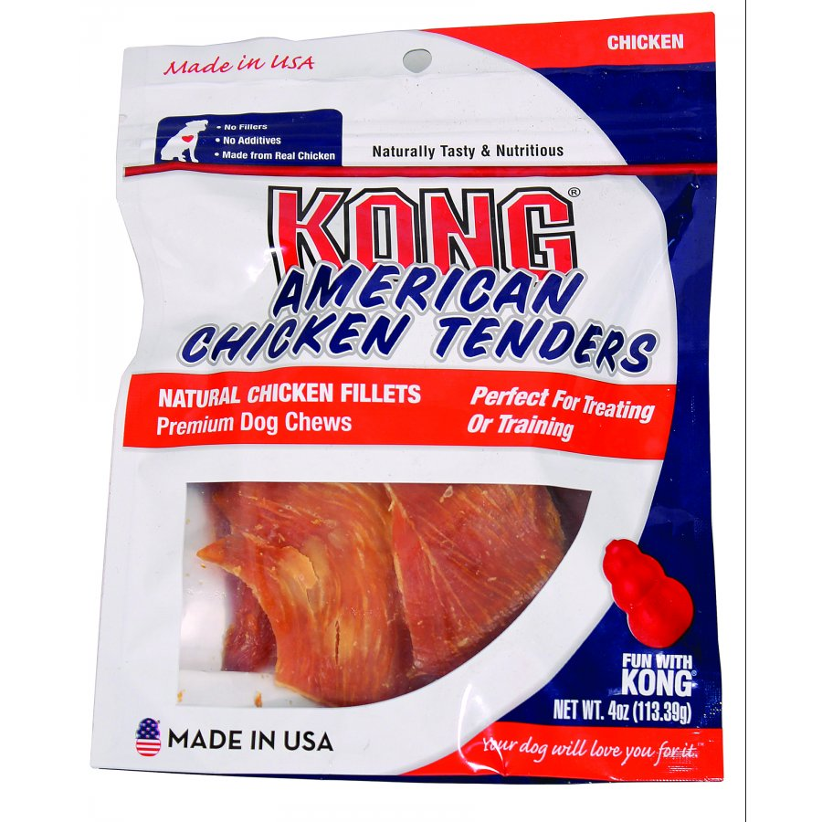 Kong American Tenders Dog Treat