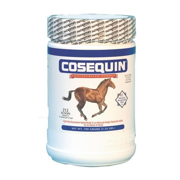Cosequin Equine Powder Concentrate / Size 700 Gm 212 Scoops