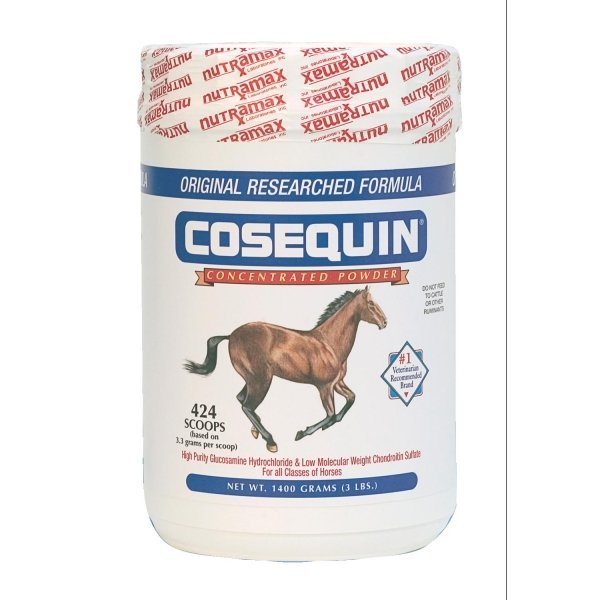 Cosequin Equine Powder Concentrate / Size 1400 Gm 424 Scoops