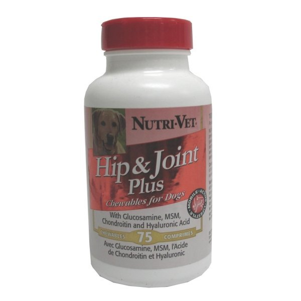Hip and Joint Plus Chewables Level 2  for Dogs / Size (75 count) Best Price