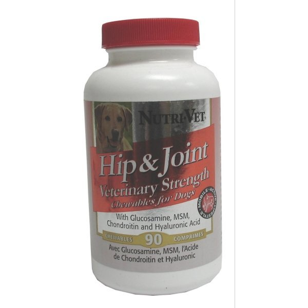 Hip and Joint Level 3 Chewables for Dogs / Size (90 Count) Best Price