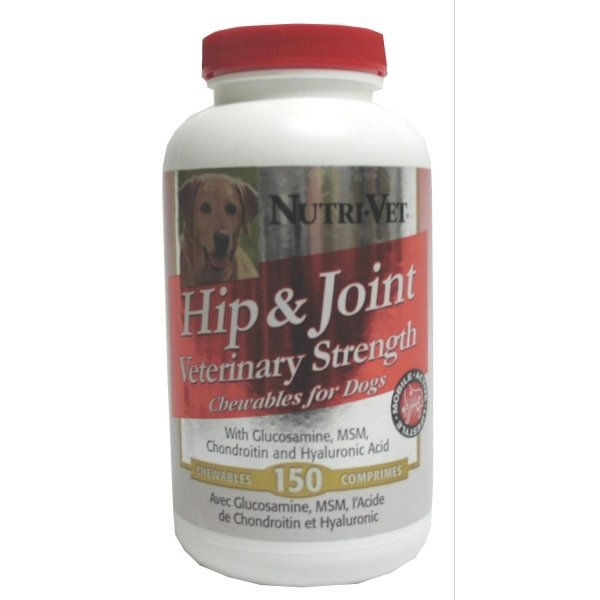 Hip and Joint Level 3 Chewables for Dogs / Size (150 Count) Best Price