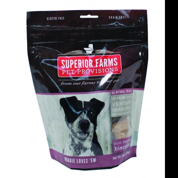 Pet Provisions Biscuits Dog Treats 12 Oz.