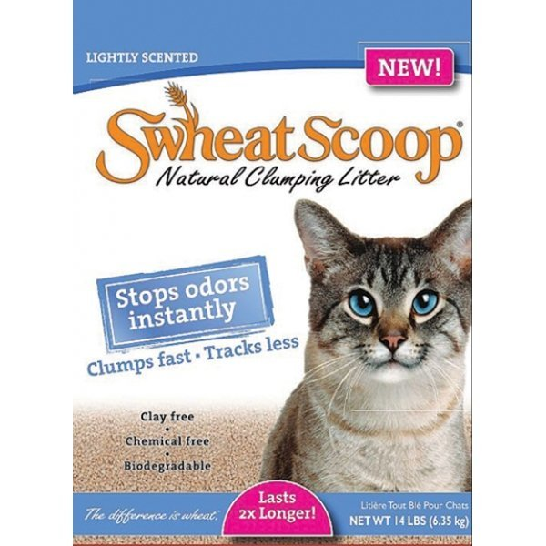 Swheat Scoop Lightly Scented Litter 25 Lbs.