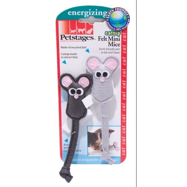 Catnip Felt Mini Mice Best Price