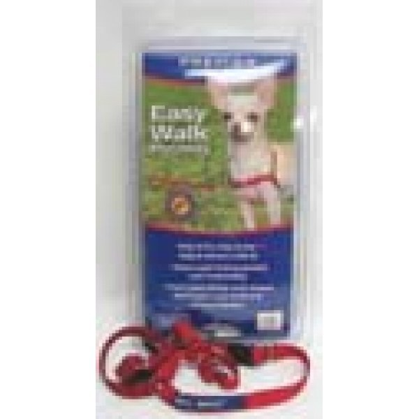 Easy Walk Dog Harness / Size (Petite - Red) Best Price