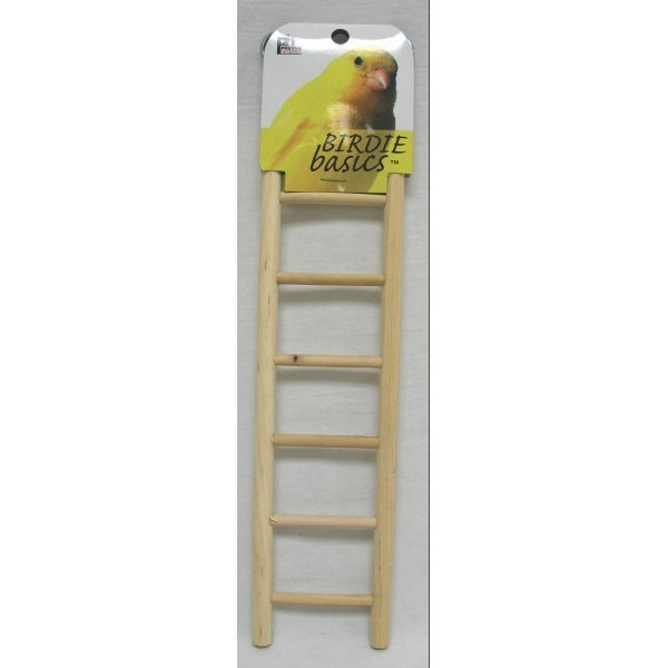 Birdie Basics Natural Wood Step Ladders / Type (7 Step) Best Price