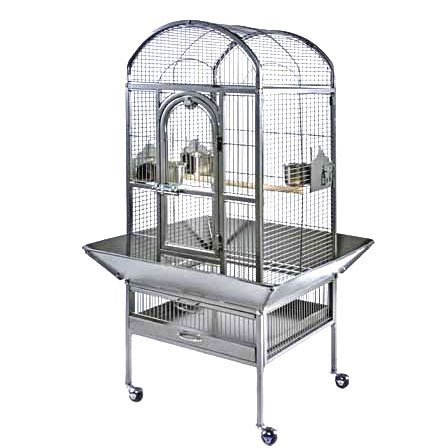 Dometop Bird Cage / Color (Cocoa) Best Price