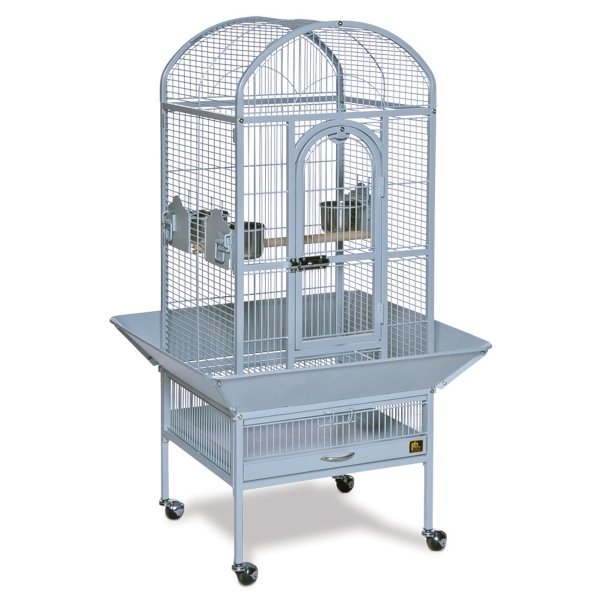 Dometop Bird Cage / Color (Pewter) Best Price