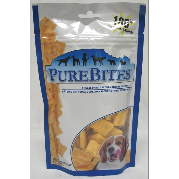 Dog Purebites Cheddar Cheese / Size (5.2 oz) Best Price